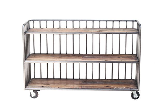 DELI RACK 3 SHELVES  Dimensions: W=160 D=55 H=105  00834