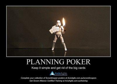 Planning poker scrum institute