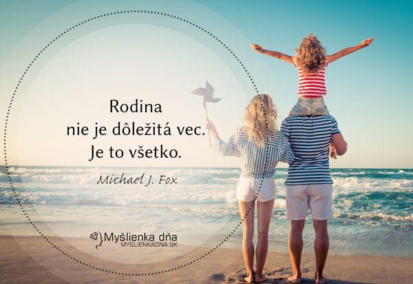 Rodina Nie Je Dolezita Vec Je To Vsetko Michael J Fox Michael J Michael Movie Posters