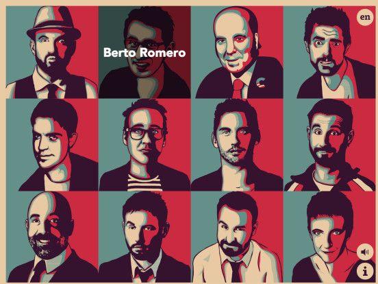 Los Mejores Humoristas, Monologuistas y Cómicos Españoles