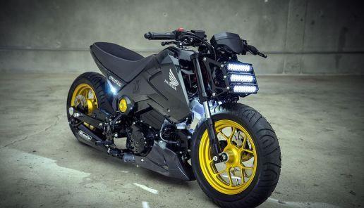 2014 Honda Grom Custom