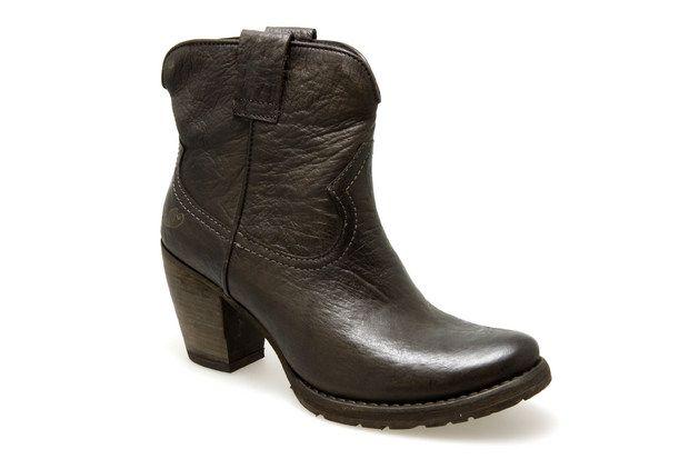 Boots FELMINI 7695 Marron - Chaussures femme