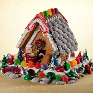 Gingerbread Christmas House