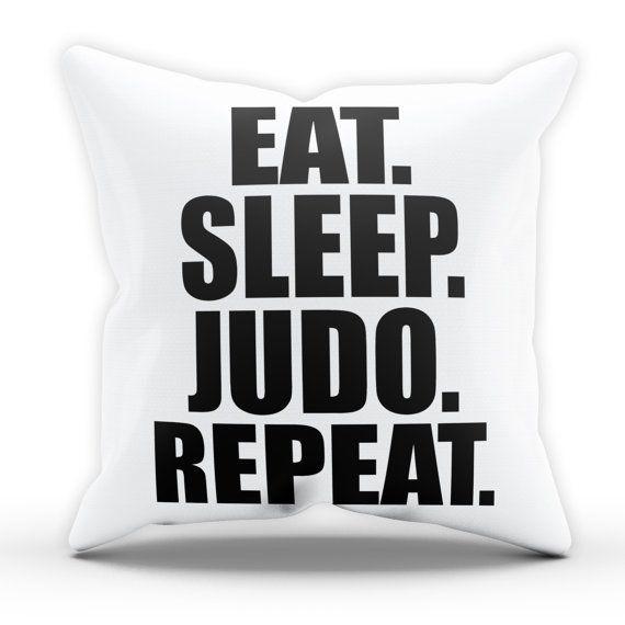 Eat, sleep, judo, repeat!
