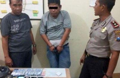 Perdayai Cewek Cantik, Warga Surabaya Ditahan di PolresMalang Kota