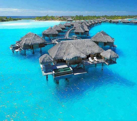 Bora Bora --ohh please take me here!