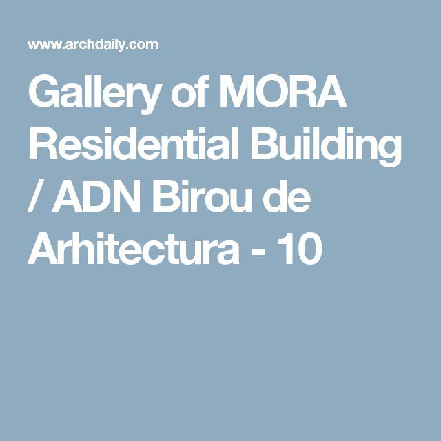 Gallery of MORA Residential Building / ADN Birou de Arhitectura - 10