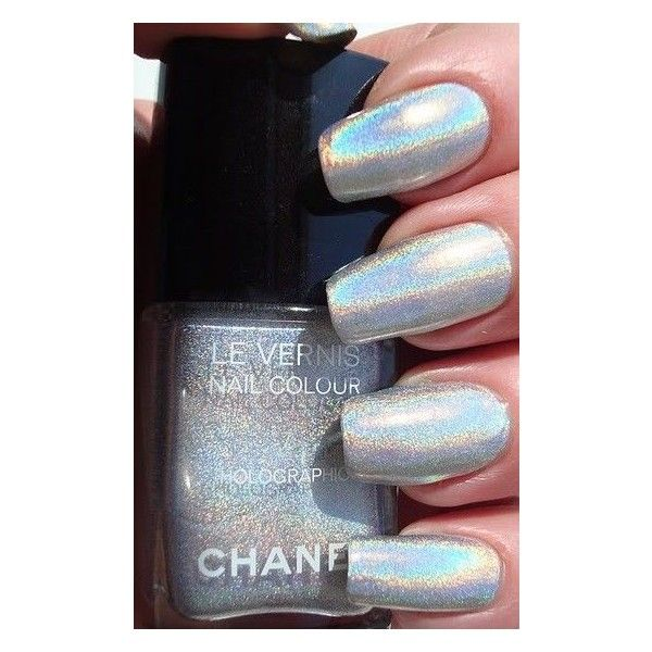 Chanel Holographic Nail Polish: 1000+ Ideas About Chanel Nails On Pinterest