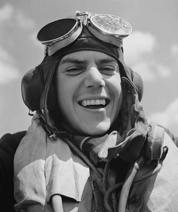 peter cockburn raf pilot
