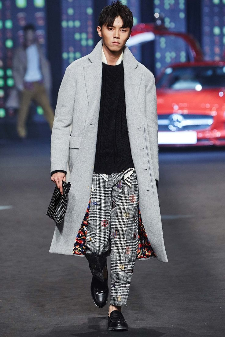 Beyond Closet Seoul Fall 2015 Fashion Show