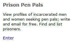 Prison women seeking men