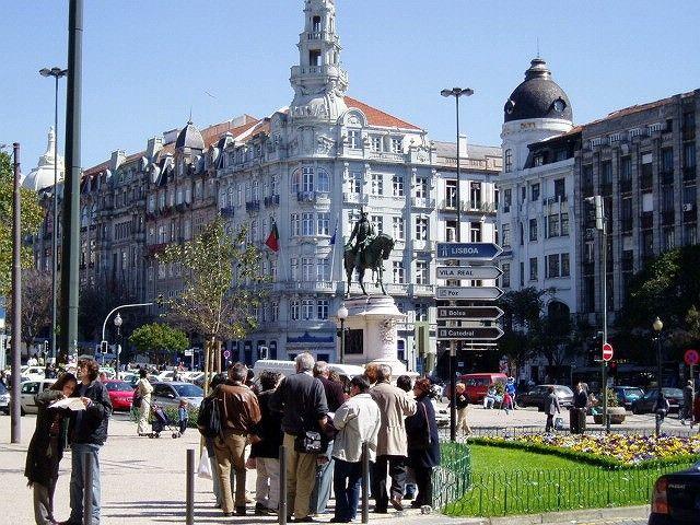Place Porto. Portugal