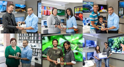 Last week, we gave away five Samsung Galaxy S4 Zoom smartphones to the winners of our Orms Samsung Galaxy Store opening giveaway! Weve since met up ...