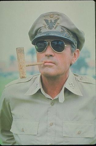 Still of Gregory Peck in MacArthur
