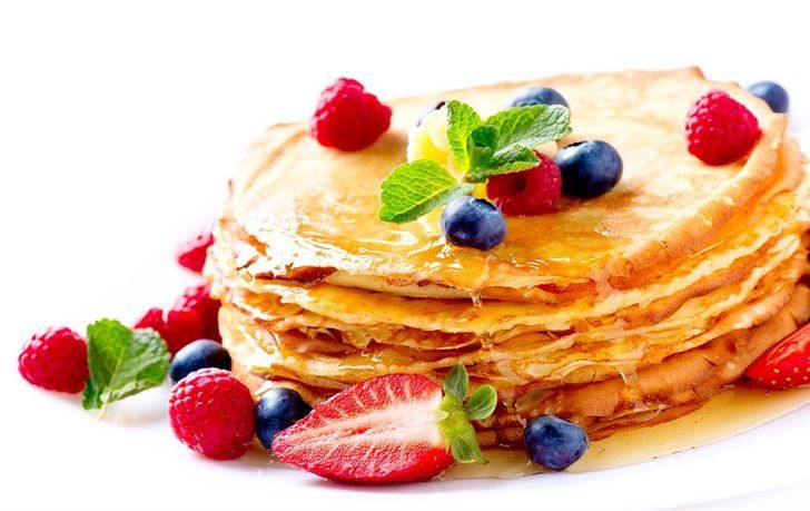 14 delicious dairy-free pancake recipes for the weekend