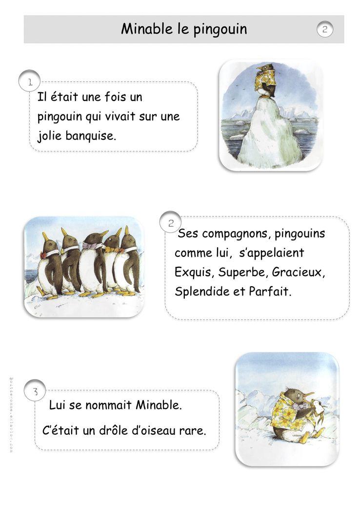 Minable le pingouin