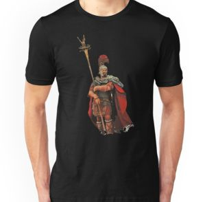 Roman Aquilifer  - #TShirts for men and women  on my #RedBubble store - #Rome #Roman #Legion #History