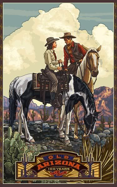 When I was younger I used to read a lot of western fiction and I should REALLY get back into it, because there's something about westerns that make life fuller :) Also farm life rocks in the first place so yeah :P
