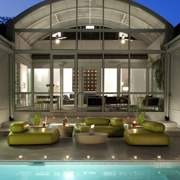 #exterior #home #homedecor #interiors #decorating #picoftheday #pictureoftheday #photooftheday #follow #pool #green #love #instadaily #igdaily #instagramer... - Interior Design Ideas, Interior Decor and Designs, Home Design Inspiration, Room Design Ideas, Interior Decorating, Furniture And Accessories