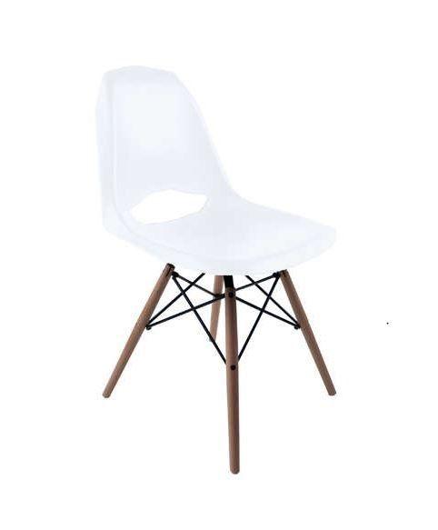 Les 25 meilleures id es de la cat gorie chaise scandinave - Chaise blanche design pas cher ...