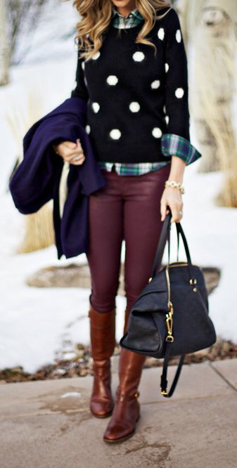 That bag!!! XD