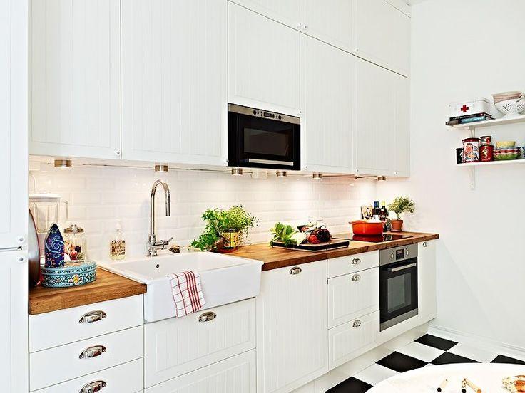 Best 25+ Scandinavian ikea kitchens ideas on Pinterest