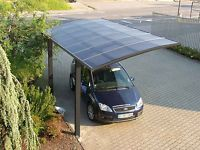 Cantilever Carport 3.0m x 5.5m
