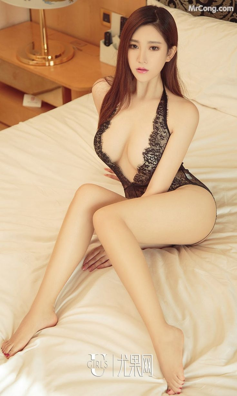 UGIRLS – Ai You Wu App No.844: Người mẫu Yang Yu Ru (杨煜茹) (40 ảnh)