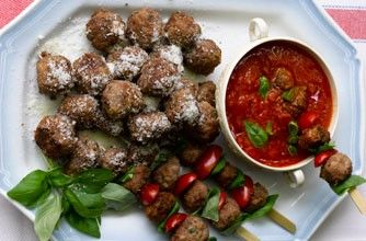 Gennaro Contaldo's meatballs Gennaro says: 'Meatballs are comfort food to me whether they are plain or served in a tomato sauce with pasta.' Make this quick and easy recipe for your family