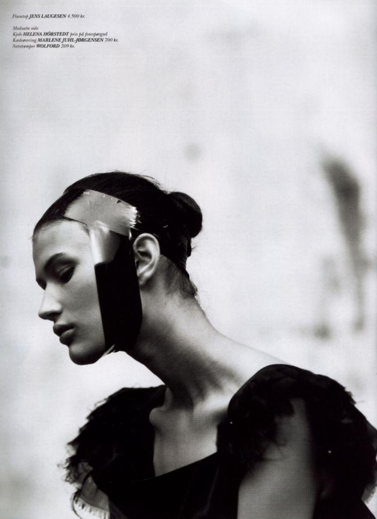 Extraordinary photographer: Kacper Kasprzyk styling: Karolina Isomäki model: Tara Gill
