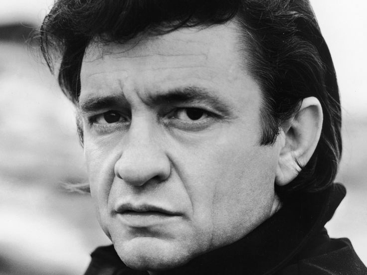 """Johnny """"J.R."""" Cash (February 26, 1932 – September 12, 2003) was an American singer-songwriter, guitarist, actor and, author, who was widely considered one of the most influential musicians of the 20th century. Although primarily remembered as a country music icon, his genre-spanning songs and sound embraced rock and roll, rockabilly, blues, folk, and gospel.  Cash was known for his deep, calm bass-baritone voice, free prison concerts and a trademark look: The Man in Black!"""