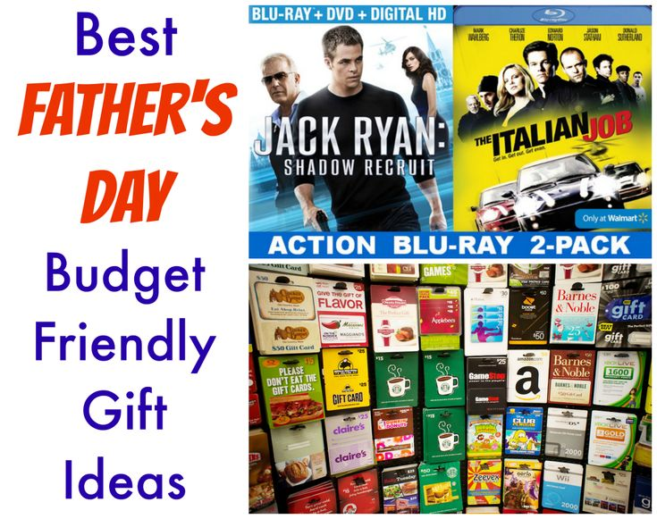 Budget Friendly Father's Day Gift Ideas #JackRyanBluRay #CollectiveBias