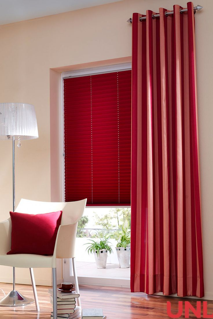 161 best Fensterideen images on Pinterest for Roller Pleat Curtains  76uhy