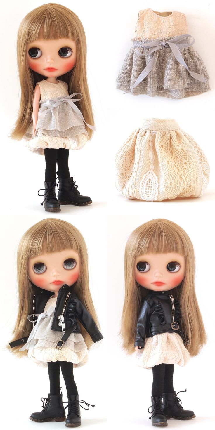 ** Blythe outfit ** Lucalily 369** : mahounote.