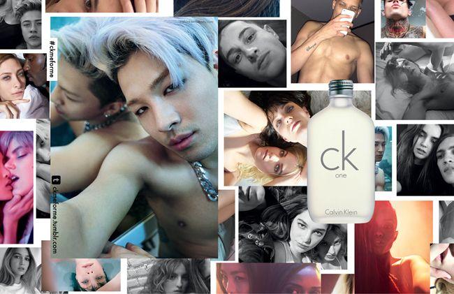 Calvin KleinはMario Sorrenti(マリオ・ソレンティ)がスマートフォンの視点から撮影した「ck one」の新グローバル広告キャンペーンを公開!  –  THE FASHION POST [ザ・ファッションポスト]