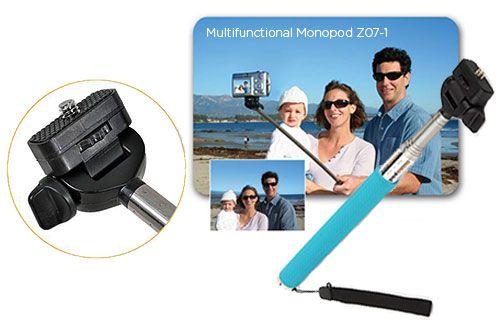 MONOPOD, cara mudah mengabadikan foto diri sendiri dari jarak jauh tanpa bantuan orang lain CUMA Rp 130.000,- dapatkan promonya hanya di Travelicious.co.id
