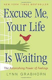 Excuse Me, Your Life is Waiting Book by Lynn Grabhorn