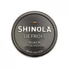 Have you heard of Shinola? Check out what I got from #Detroit.  Black Shoe Polish http://www.shinola.com/shop/black-shoe-polish.html