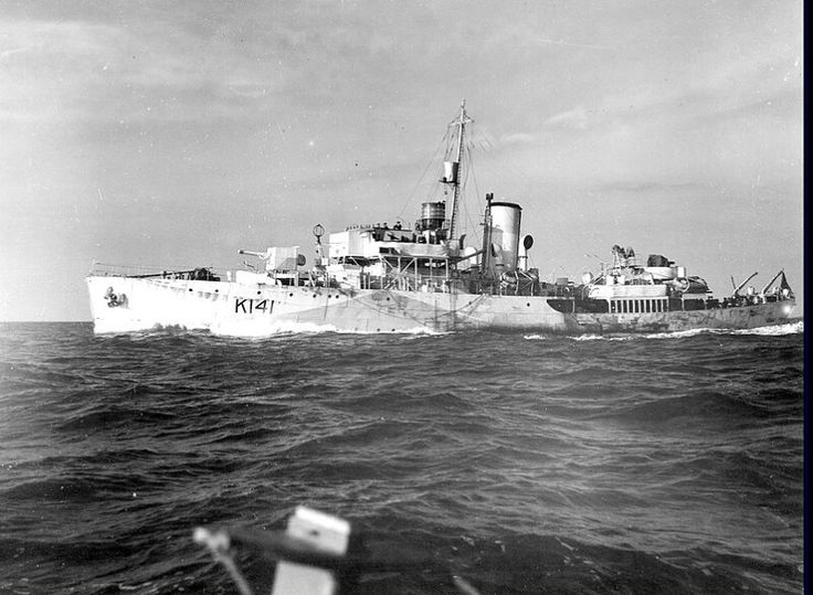 HMCS Summerside K141