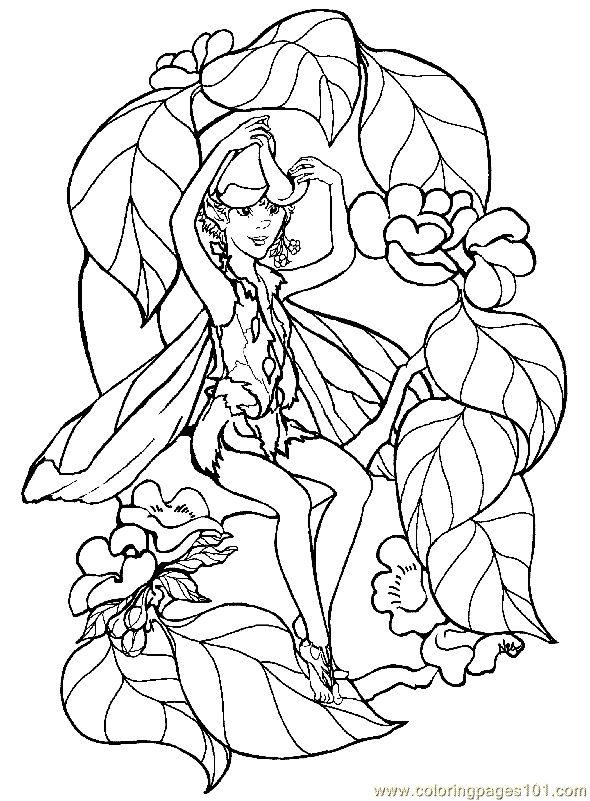 free printable coloring image elves coloring page 01