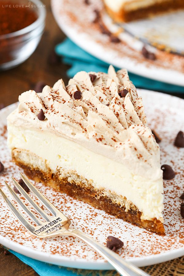 This Tiramisu Cheesecake is almost completely no bake, super easy to make and tastes just like tiramisu! The combination of espresso, Kahlua and mascarpone cheese is to die for! So you may or may not have noticed that I love my tiramisu. I have a recipe for traditional tiramisu, tiramisu cupcakes, a brookie tiramisu, a …