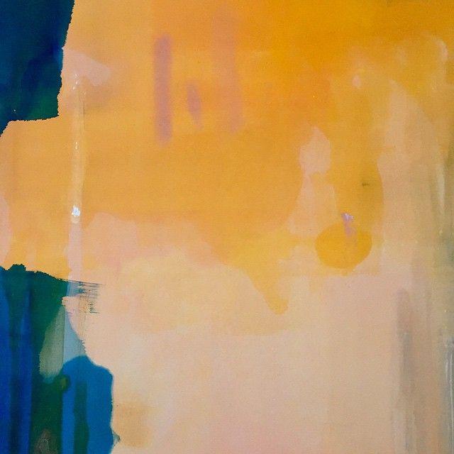 Throwback favorite: Helen Frankenthaler, Crusades, 1976