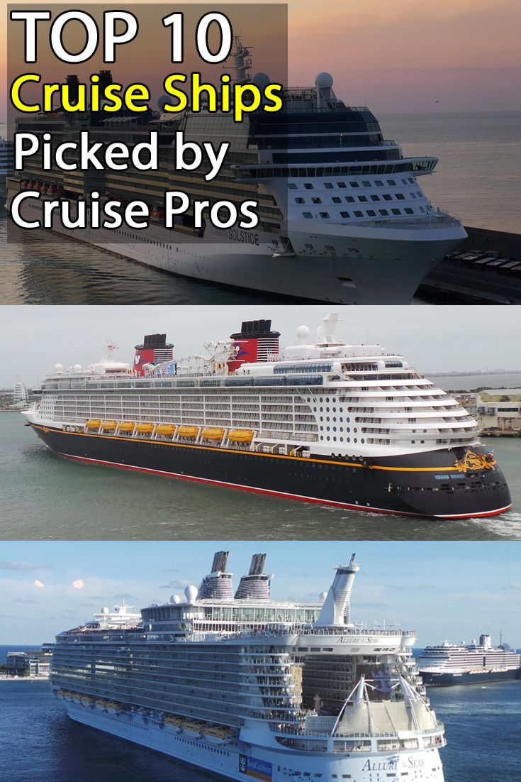 We asked leading cruise and travel professionals