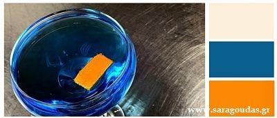 Χρωματα για Κουζινα, Αρμονικές Αντιθέσεις