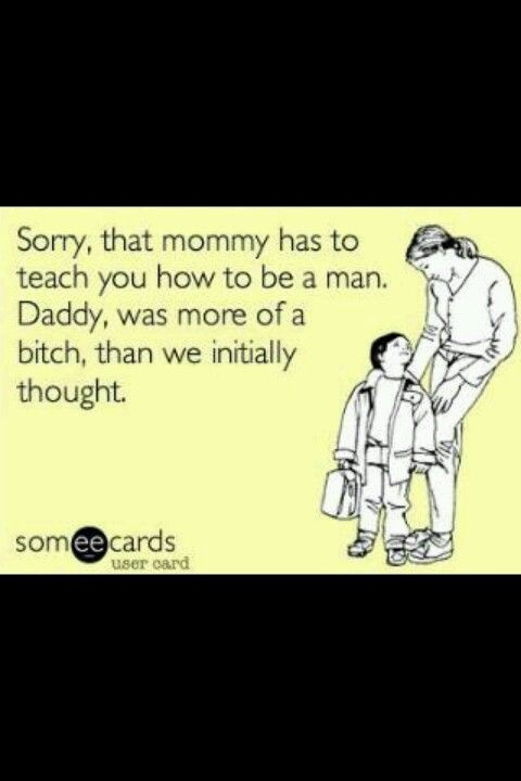 For my friends that are single parents