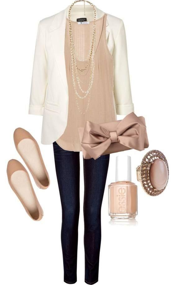 Business Casual. - I Love Fashion find more women fashion ideas on www.misspool.com