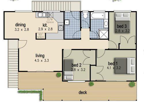 160 house plan