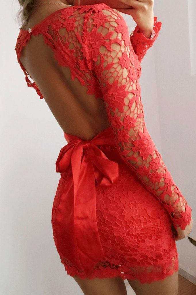 Valentina Bow Dress