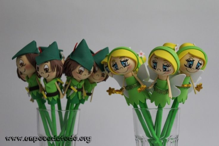 Decoraciones Cumplea Ef Bf Bdos De Peter Pan