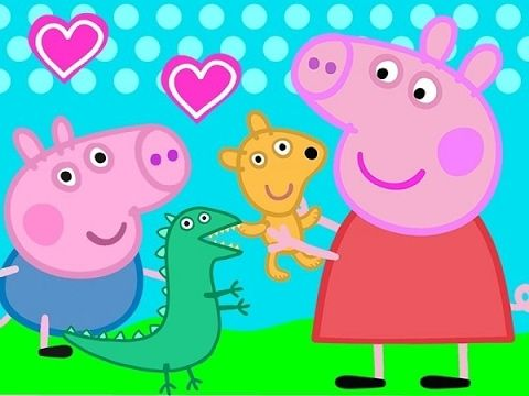 PEPPA PIG ❤️ English Full Episodes 💙 peppa cartoons 2017 ❤️